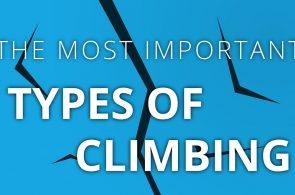 Types of Climbing: A Primer