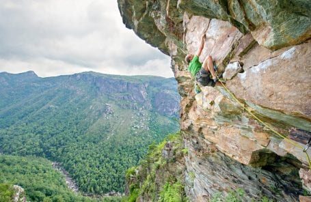 Access Fund Makes Historic Move to Pass Law Legitimizing Climbing Bolts