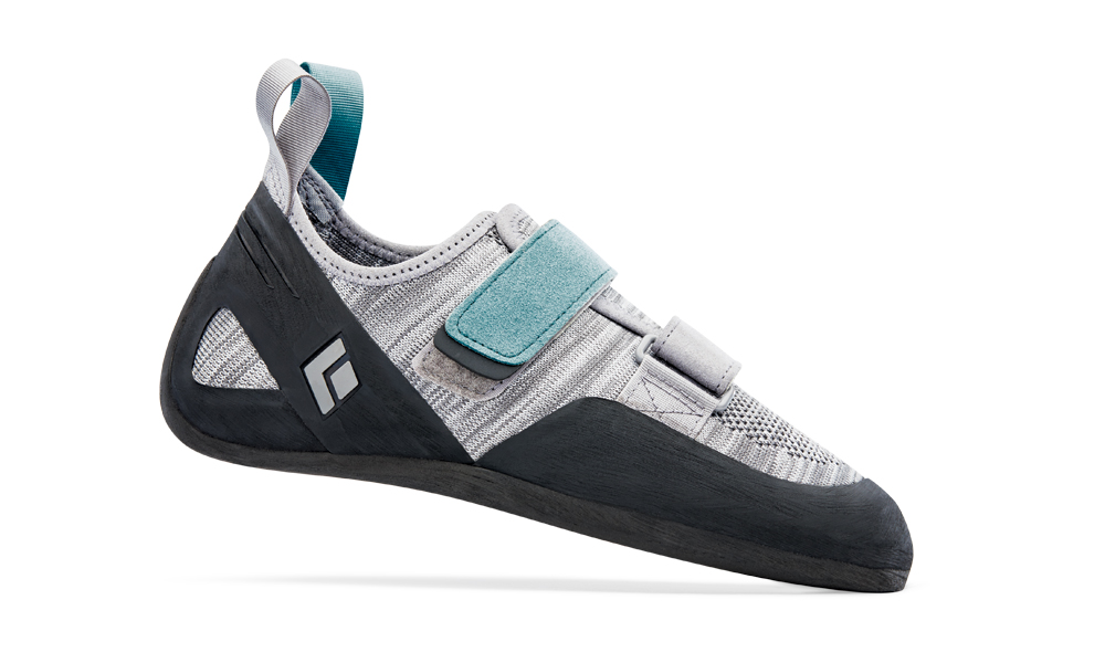 The Black Diamond Momentum is one of the best climbing shoes for beginner climbers.