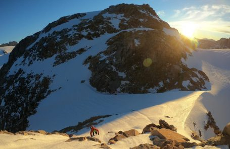 Paolo Marazzi and Luca Schiera Put Up First Ascent on Unclimbed Peak in Patagonia