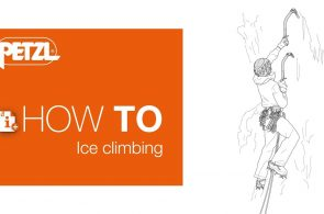 How To - Proper Ice Climbing Technique