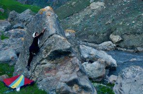 Not-So-Fun Times (But Big Bouldering Potential) in Azerbaijan