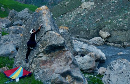 Not-So-Fun Times (But Big Bouldering Potential) in Azerbaijan
