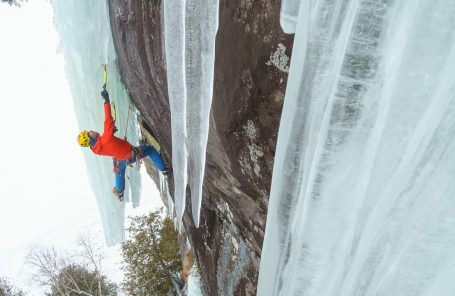 Stas Beskin: The First Ascent of