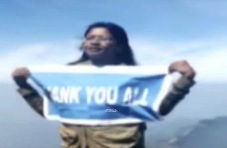 Dhanya Sanal Becomes First Woman to Summit Agasthyakoodam