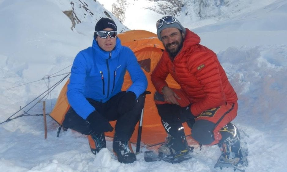 Tom Ballard: 'Killer mountain' search for British climber