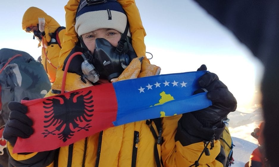 Uta Ibrahimi: Kosovo's First Woman to Summit Everest and Her