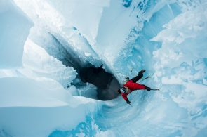 Beneath the Ice: Will Gadd Explores Beneath the Greenland Ice Sheet