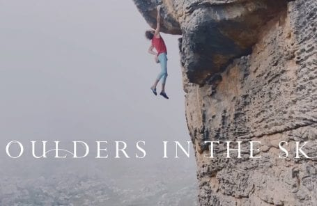 Boulders in the Sky - Highball FAs with Matt Bush