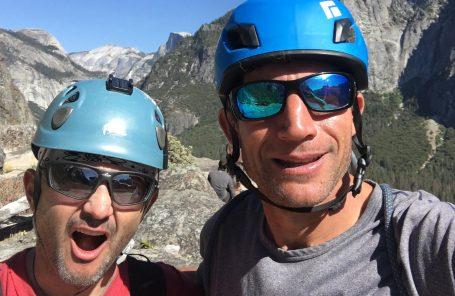 My Yosemite: Nutcracker Realized