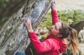 Last Day, Best Day - Rhoslyn Frugtniet Climbs