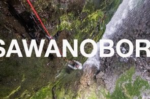Sawanobori - Yuji Hirayama and James Pearson Climb...Waterfalls?!