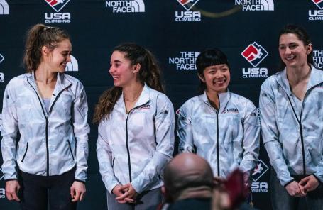 Meet Team USA: Overall National Team Announced