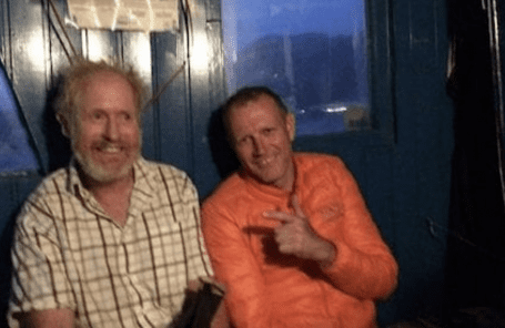 Remembering Andy Nisbet and Steve Perry