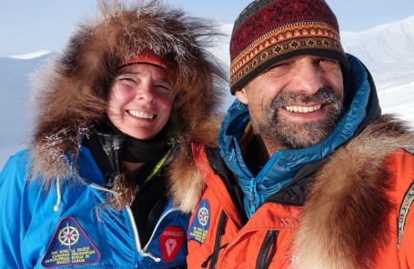 First Winter Ascent of Canada's Sixth Highest Peak