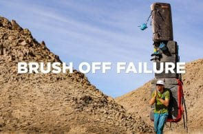Brush Off Failure