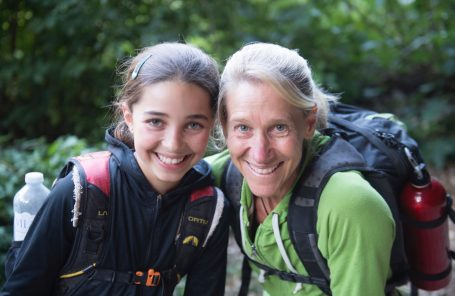 8 Tips for Crazy Climbing Moms (or Dads): How to not ruin it for your kid.