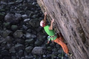 Neil Mawson on the First Ascent of