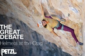 The Great Debate: Helmets at the Crag