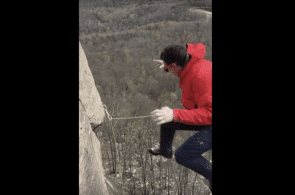 Weekend Whipper: When You're Freaked But Your Friend Can't Help Laughing