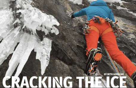 Beth Goralski: Cracking the Ice