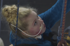 Reach: A Teenage Climber Defines Her Own Limits