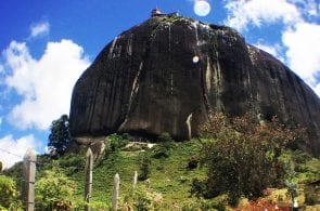 La Piedra and its Protest Climbs