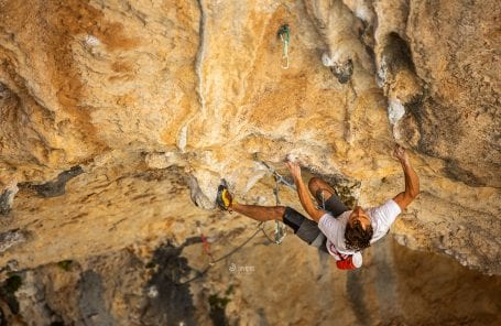 """Jonathan Siegrist on his second 15b: """"fought like hell until the bitter end"""""""