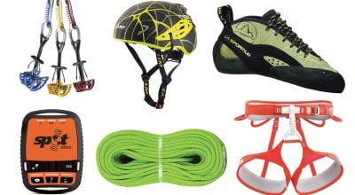 Big Memorial Day sale on climbing gear!