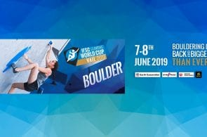 LIVESTREAM: 2019 Vail Bouldering World Cup Finals