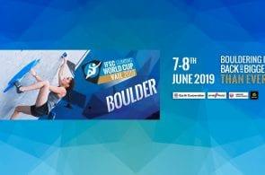 LIVESTREAM: 2019 Vail Bouldering World Cup Finals