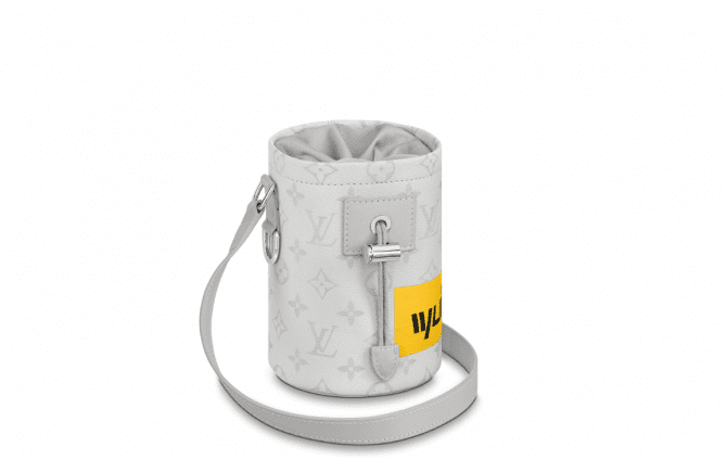 $1,590 Louis Vuitton Chalk Bag: The Latest Must-Have Accessory for Your Sends