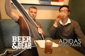 Beer And Gear, Ep. 3: adidas Multi Pants