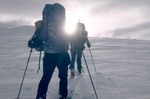Little Steps: Mike Chambers Seeks Denali Record