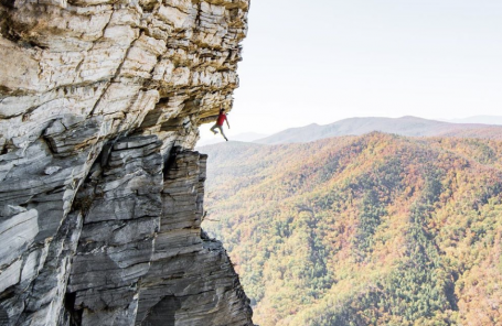 Austin Howell, 31, Known For Bold Solos in the Southeast, Dies in Free Soloing Fall