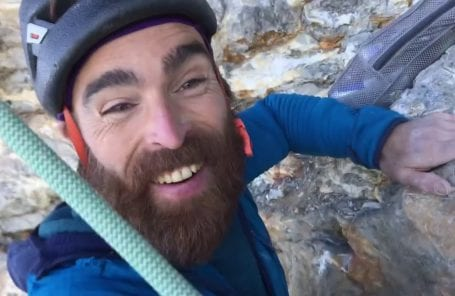 The First One-Day Free Ascent of