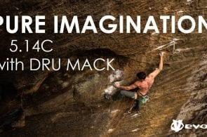 Pure Imagination (5.14c) | Red River Gorge Madness with Dru Mack