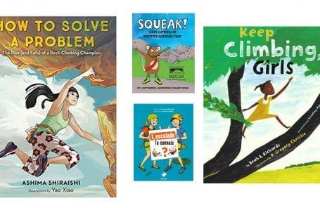 Start 'Em Young! 6 Climbing Children's Books