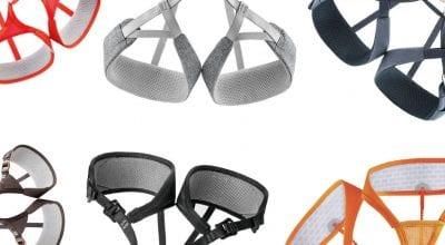harness leg loops