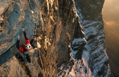 Roger Schaeli's 50 Eiger Ascents