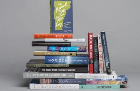 2019 Banff Mountain Book Competition Long List Announced