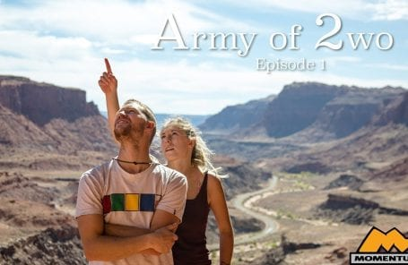 Army of Two: Danny Parker and Ashley Cracroft