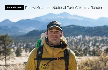 Dream Job: Rocky Mountain National Park Climbing Ranger