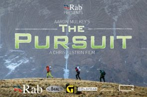 The Pursuit: Aaron Mulkey's Hunt for Frozen Waterfalls