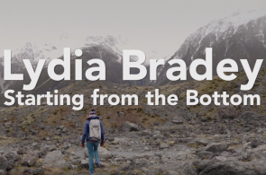 Lydia Bradey: Starting from the Bottom