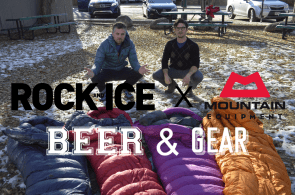 Beer and Gear, Ep. 9 | Mountain Equipment Sleeping Bags