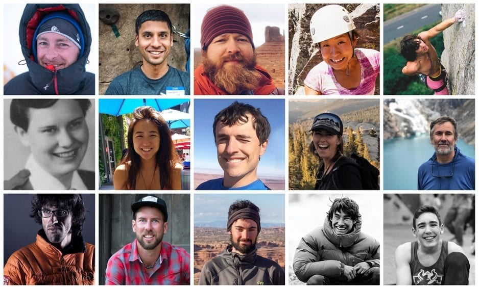 Climbers We Lost In 2019