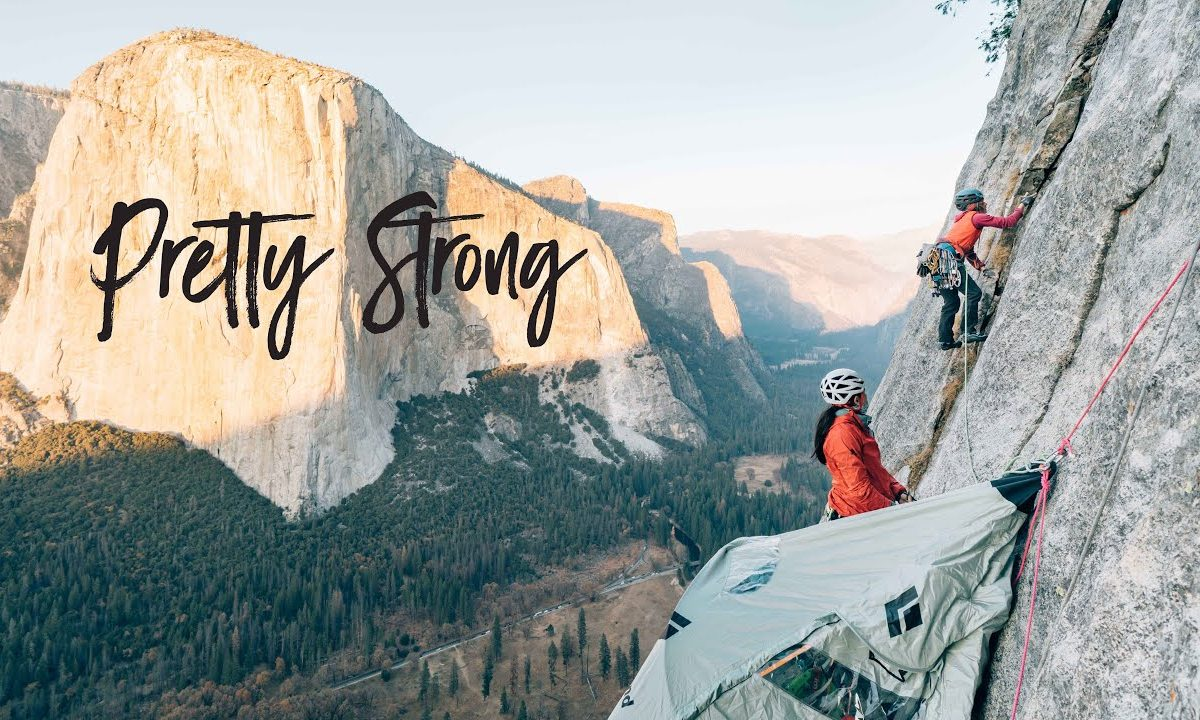VIDEO: Pretty Strong [Trailer] - Rock and Ice
