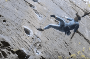 Weekend Whipper: Quickdraw Unclips Itself During Fall