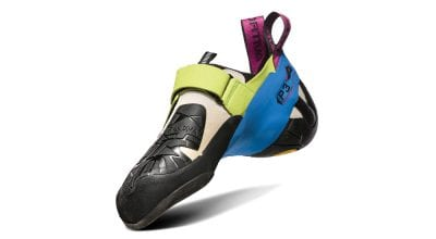 La Sportiva Skwama climbing shoe.
